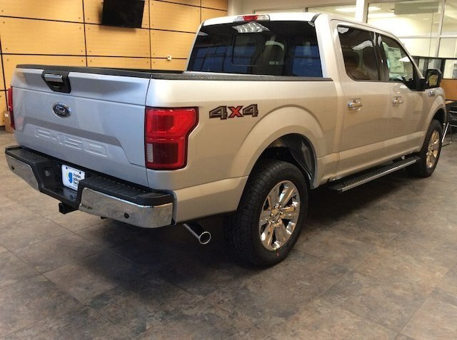 2019 F-150 SuperCrew Cab 4x4,  Pickup #191324 - photo 5