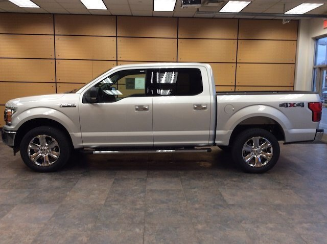 2019 F-150 SuperCrew Cab 4x4,  Pickup #191324 - photo 7