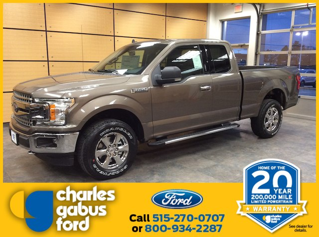 2019 F-150 Super Cab 4x4,  Pickup #191356 - photo 1