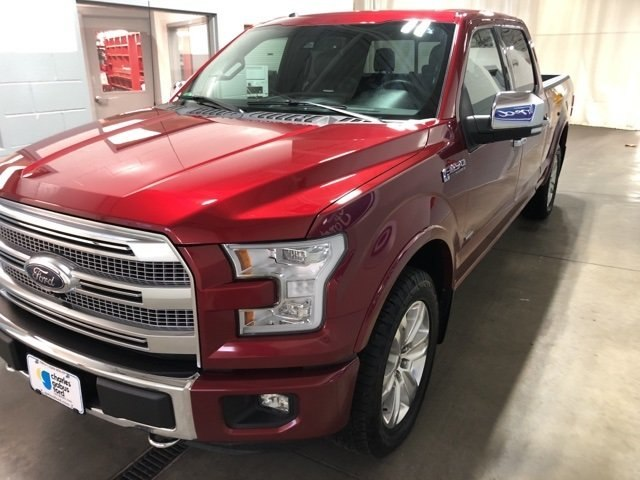 2015 F-150 SuperCrew Cab 4x4,  Pickup #1913621 - photo 4