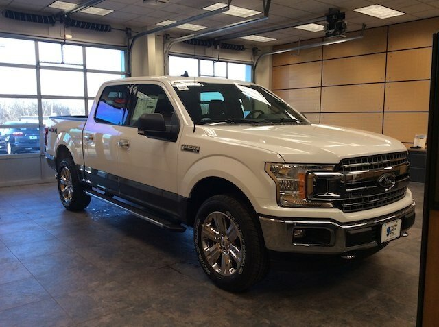 2019 F-150 SuperCrew Cab 4x4,  Pickup #191672 - photo 4