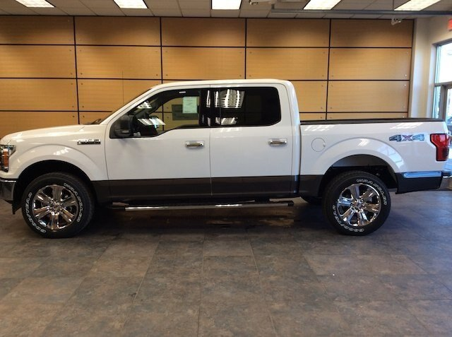 2019 F-150 SuperCrew Cab 4x4,  Pickup #191672 - photo 6