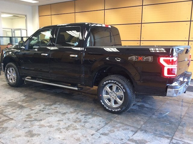 2019 F-150 SuperCrew Cab 4x4,  Pickup #191681 - photo 1