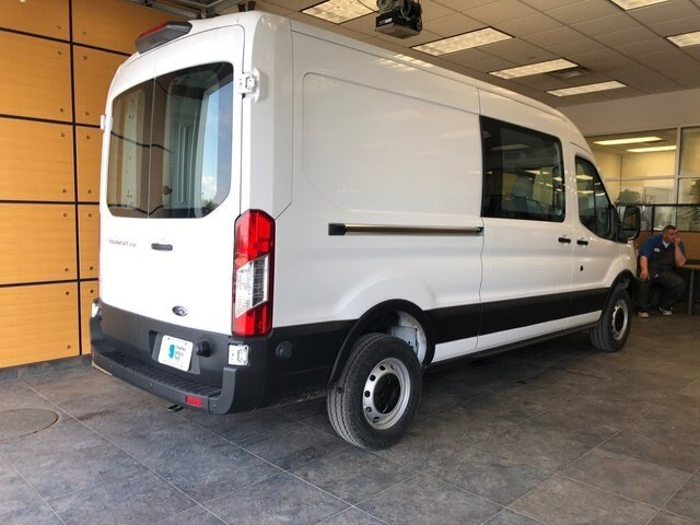 2019 Transit 250 Med Roof 4x2,  Empty Cargo Van #191765 - photo 4