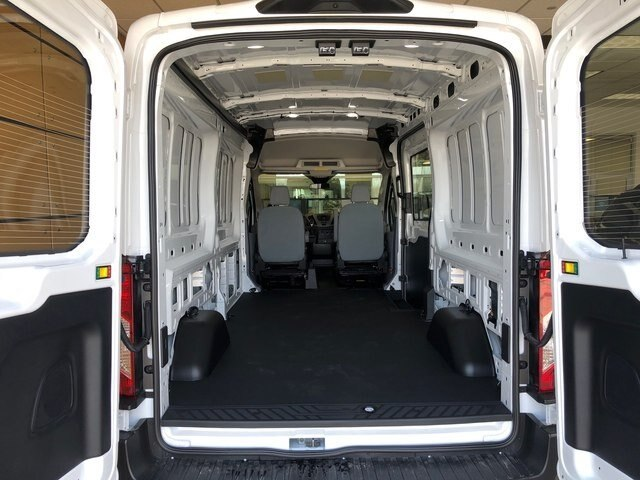 2019 Transit 250 Med Roof 4x2,  Empty Cargo Van #191765 - photo 1