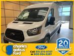 2019 Transit 350 Med Roof 4x2,  Empty Cargo Van #191851 - photo 1