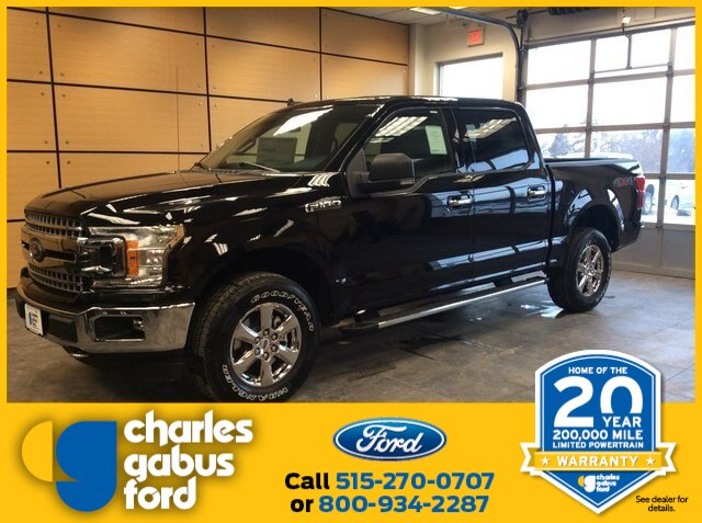 2019 F-150 SuperCrew Cab 4x4,  Pickup #191859 - photo 1
