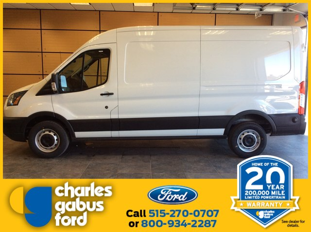 2019 Transit 350 Med Roof 4x2,  Empty Cargo Van #191889 - photo 1