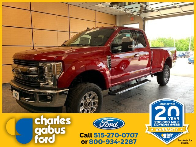 2019 F-250 Super Cab 4x4,  Pickup #192189 - photo 1