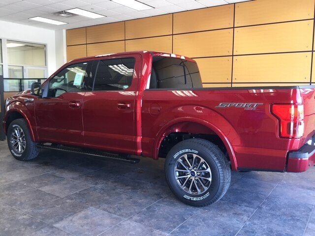 2019 F-150 SuperCrew Cab 4x4,  Pickup #192245 - photo 1