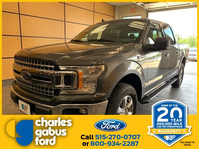 2019 F-150 SuperCrew Cab 4x4,  Pickup #192450 - photo 1