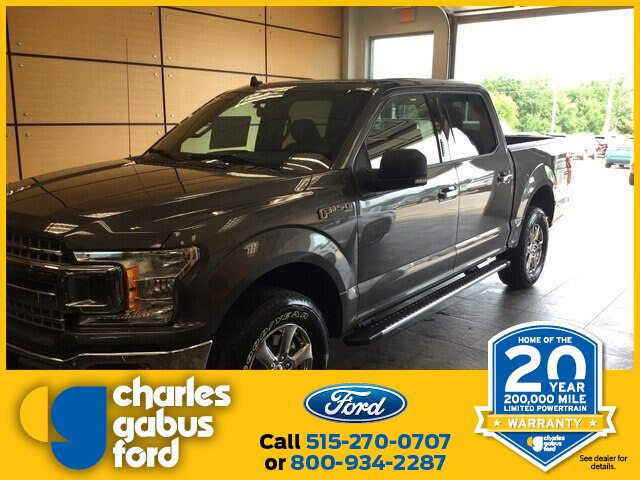 2019 F-150 SuperCrew Cab 4x4,  Pickup #192508 - photo 1
