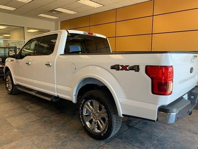 2019 F-150 SuperCrew Cab 4x4,  Pickup #192511 - photo 1