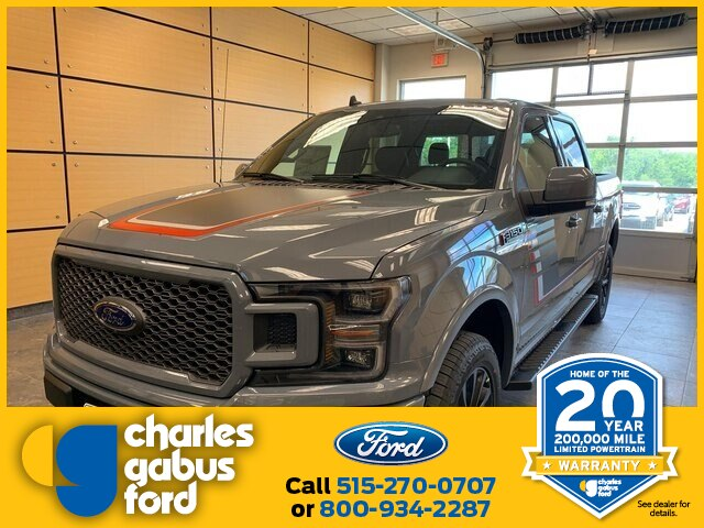 2019 F-150 SuperCrew Cab 4x4,  Pickup #192533 - photo 1