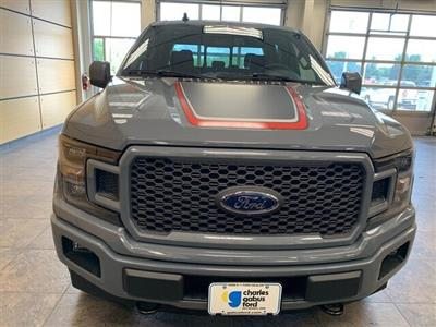 2019 F-150 SuperCrew Cab 4x4,  Pickup #192533 - photo 3