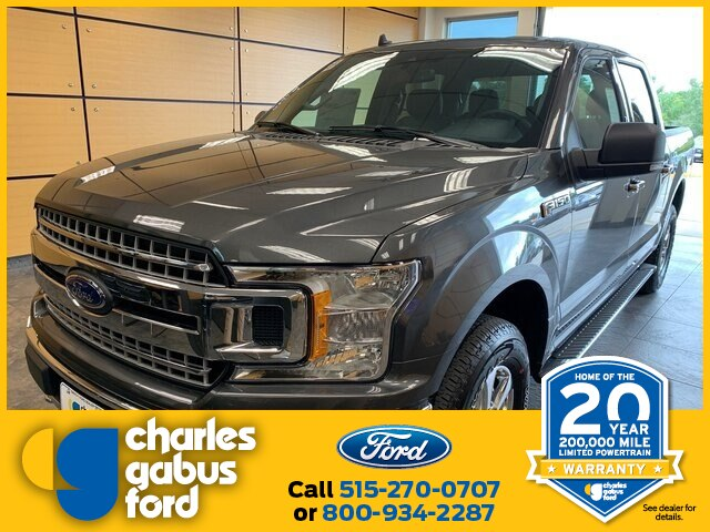 2019 F-150 SuperCrew Cab 4x4,  Pickup #193001 - photo 1