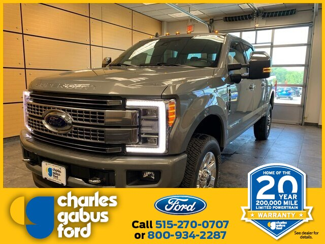 2019 F-350 Crew Cab 4x4,  Pickup #193077 - photo 1