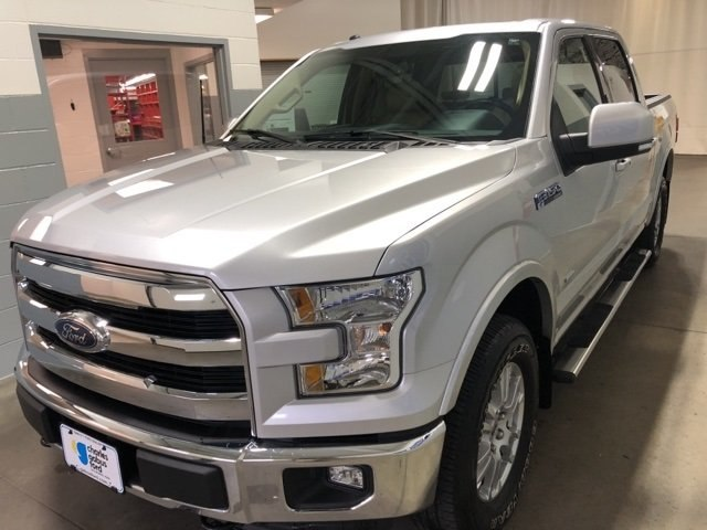 2016 F-150 SuperCrew Cab 4x4,  Pickup #96252 - photo 4