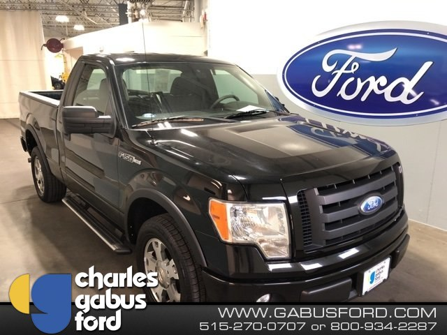 2009 F-150 Regular Cab 4x2,  Pickup #B962301 - photo 1