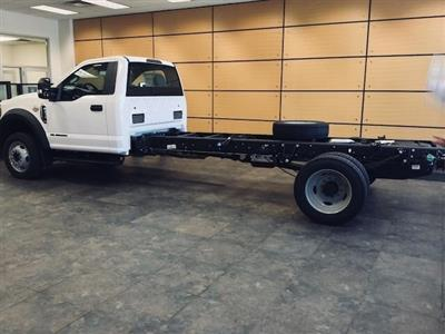 2019 F-450 Regular Cab DRW 4x4,  Cab Chassis #F191005 - photo 2