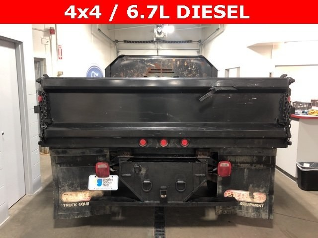 2011 F-550 Crew Cab DRW 4x2,  Dump Body #F1910631 - photo 6