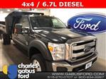 2011 F-550 Crew Cab DRW 4x2,  Dump Body #F1910631 - photo 1