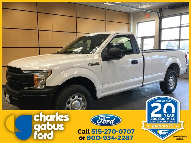 2019 F-150 Regular Cab 4x2,  Pickup #F191999 - photo 1