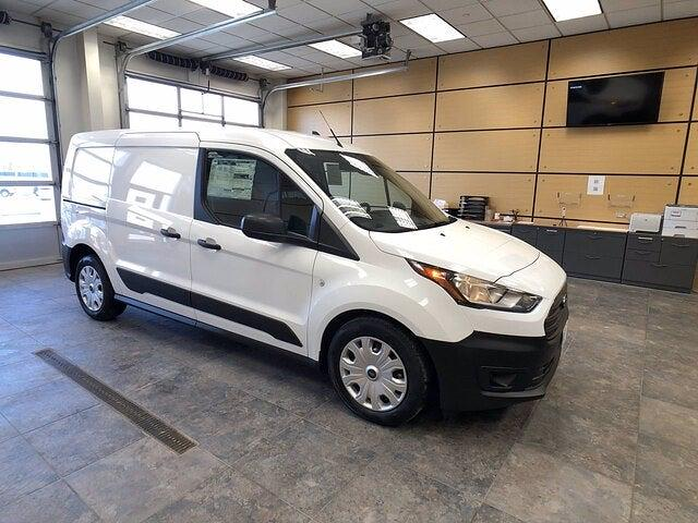 2021 Ford Transit Connect FWD, Empty Cargo Van #F213101 - photo 1