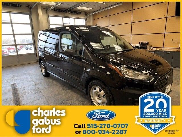 2021 Ford Transit Connect FWD, Empty Cargo Van #F213102 - photo 1
