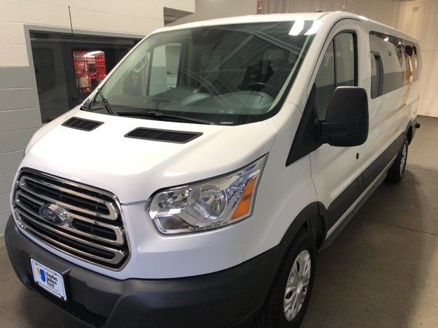 2016 Transit 350 Low Roof 4x2,  Passenger Wagon #R162460 - photo 4