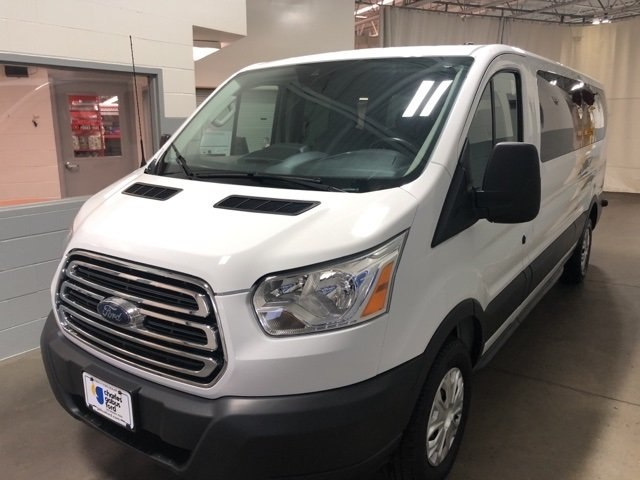 2016 Transit 350 Low Roof 4x2,  Passenger Wagon #R162571 - photo 5