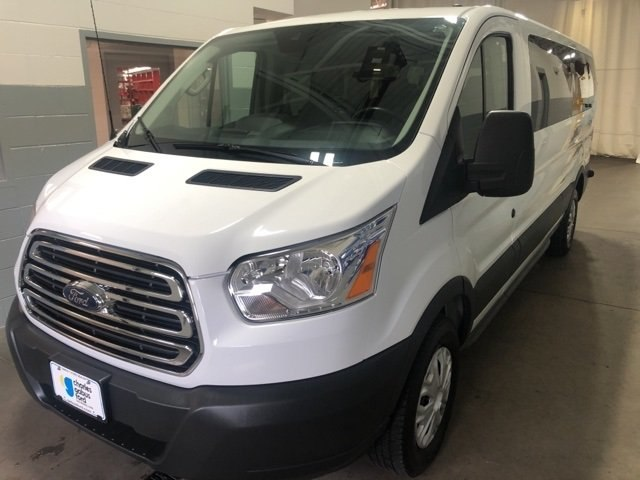 2016 Transit 350 Low Roof 4x2,  Passenger Wagon #R162572 - photo 5