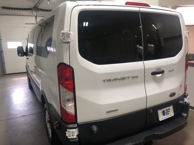 2016 Transit 350 Low Roof 4x2,  Passenger Wagon #R162572 - photo 6