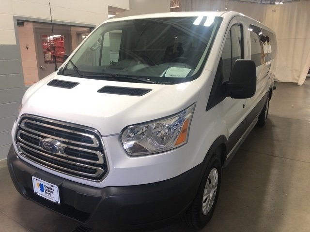 2016 Transit 350 Low Roof 4x2,  Passenger Wagon #R162573 - photo 4