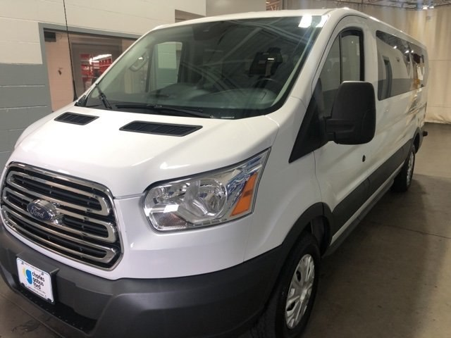 2016 Transit 350 Low Roof 4x2,  Passenger Wagon #R162575 - photo 5
