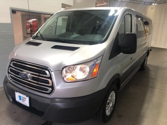 2016 Transit 350 Low Roof 4x2,  Passenger Wagon #R162576 - photo 4