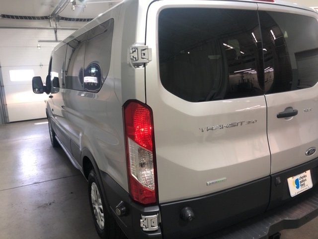 2016 Transit 350 Low Roof 4x2,  Passenger Wagon #R162576 - photo 5