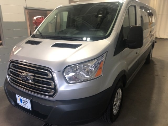 2016 Transit 350 Low Roof 4x2,  Passenger Wagon #R162580 - photo 4