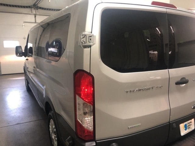 2016 Transit 350 Low Roof 4x2,  Passenger Wagon #R162580 - photo 5