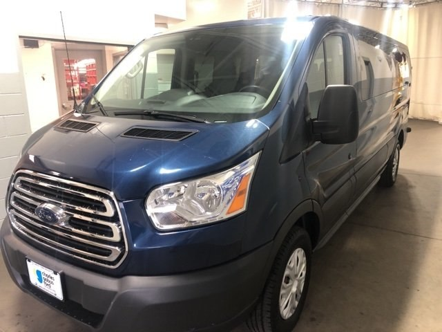 2016 Transit 350 Low Roof 4x2,  Passenger Wagon #R162585 - photo 5