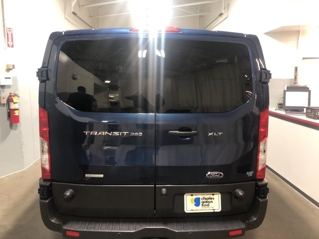 2016 Transit 350 Low Roof 4x2,  Passenger Wagon #R162585 - photo 7