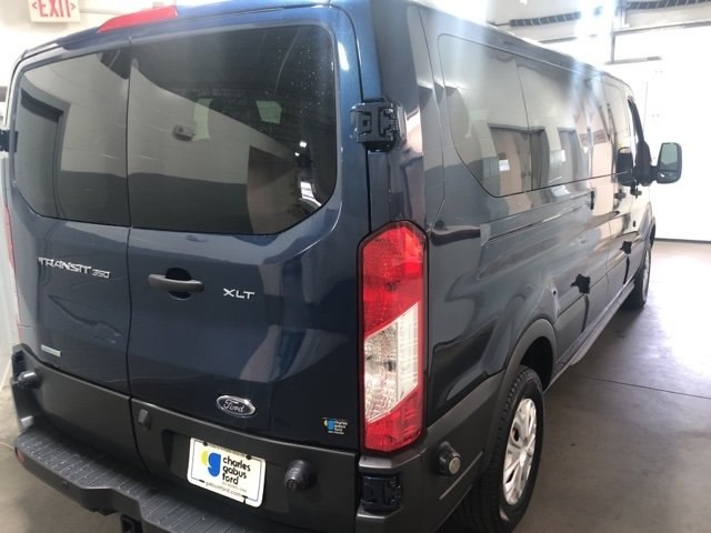 2016 Transit 350 Low Roof 4x2,  Passenger Wagon #R162585 - photo 2