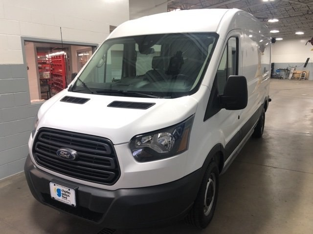 2017 Transit 250 Med Roof 4x2,  Empty Cargo Van #R171215 - photo 5
