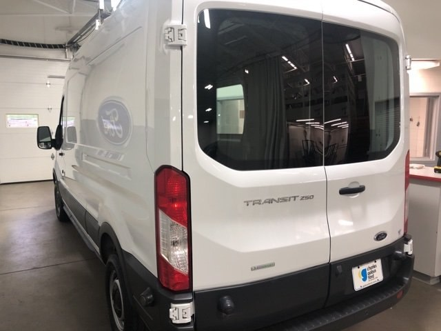 2017 Transit 250 Med Roof 4x2,  Empty Cargo Van #R171215 - photo 6