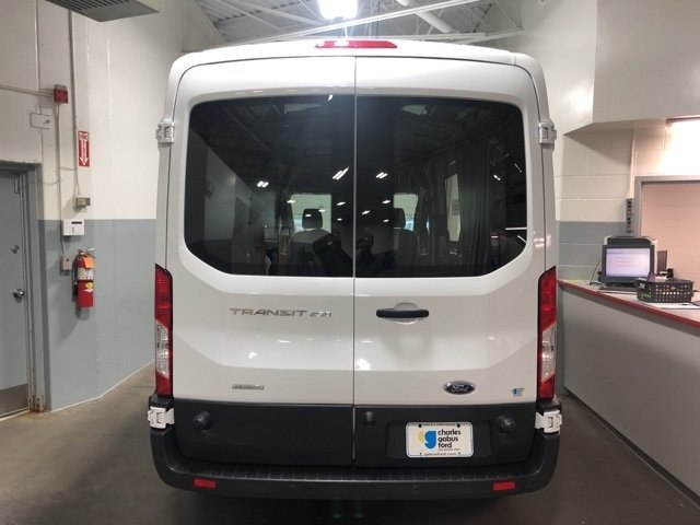 2017 Transit 250 Med Roof 4x2,  Empty Cargo Van #R171215 - photo 7