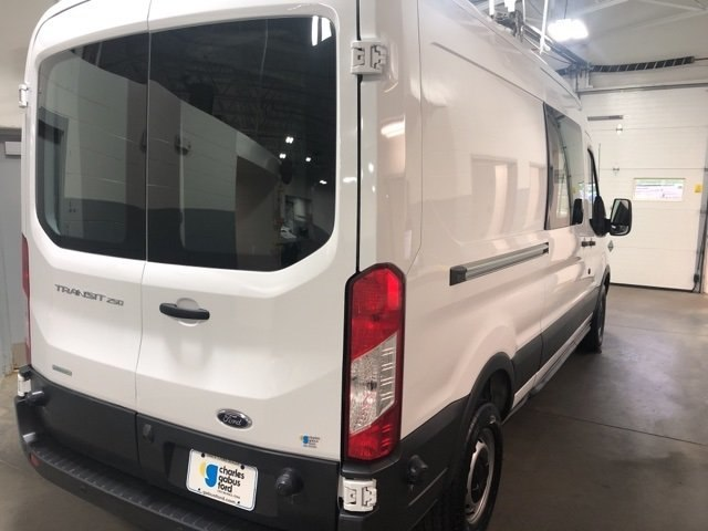 2017 Transit 250 Med Roof 4x2,  Empty Cargo Van #R171215 - photo 2
