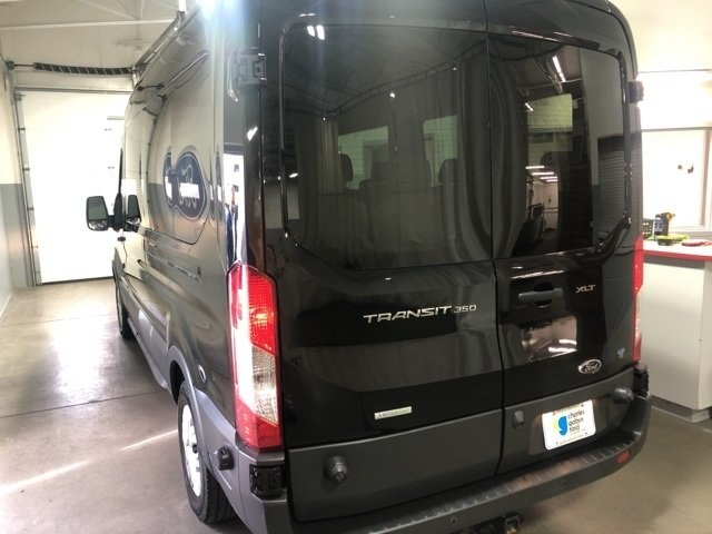 2017 Transit 350 Med Roof 4x2,  Passenger Wagon #R171626 - photo 5