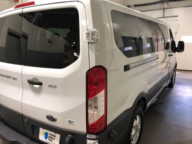 2017 Transit 350 Low Roof 4x2,  Passenger Wagon #R95810 - photo 1