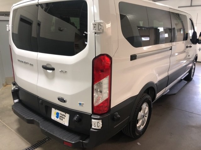 2017 Transit 350 Low Roof 4x2,  Passenger Wagon #R95837 - photo 1