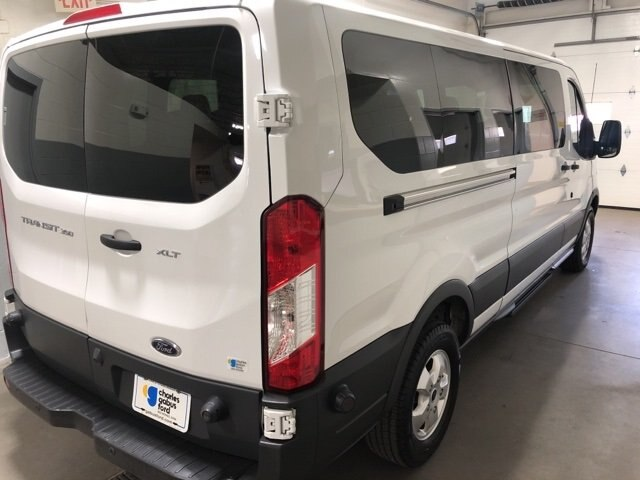 2017 Transit 350 Low Roof 4x2,  Passenger Wagon #R95839 - photo 1